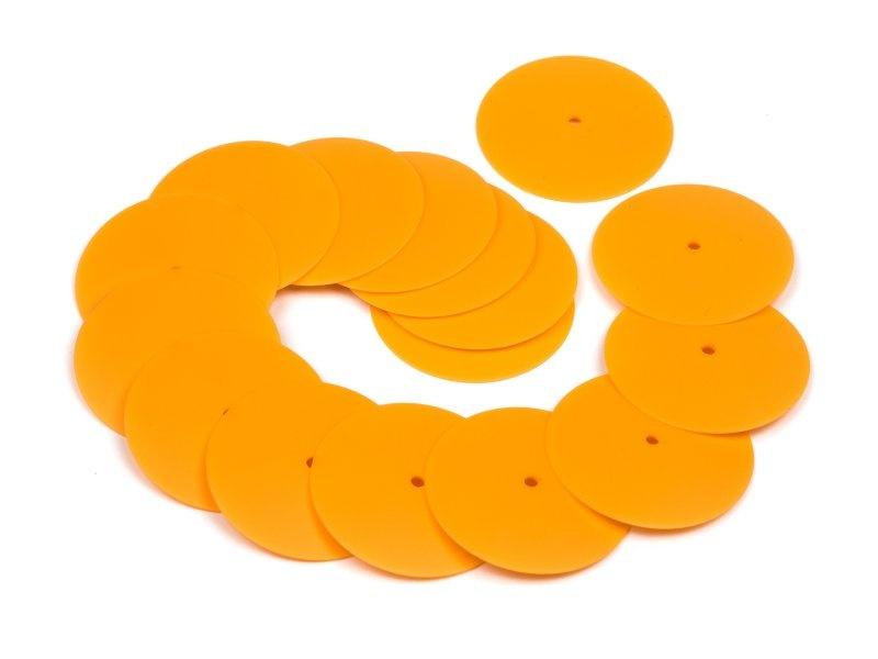 HPI Kurven-Markierer Q32 orange, 16 St.