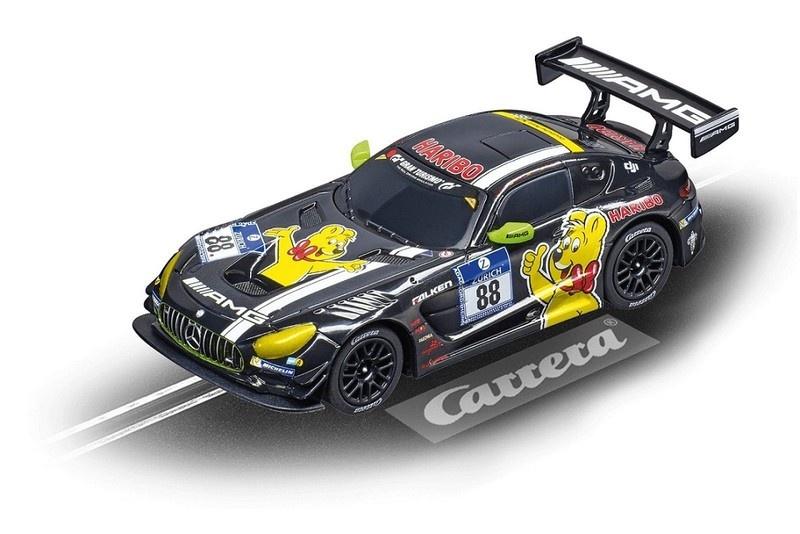 Carrera Go!!! Mercedes-AMG GT3 Haribo, No.88