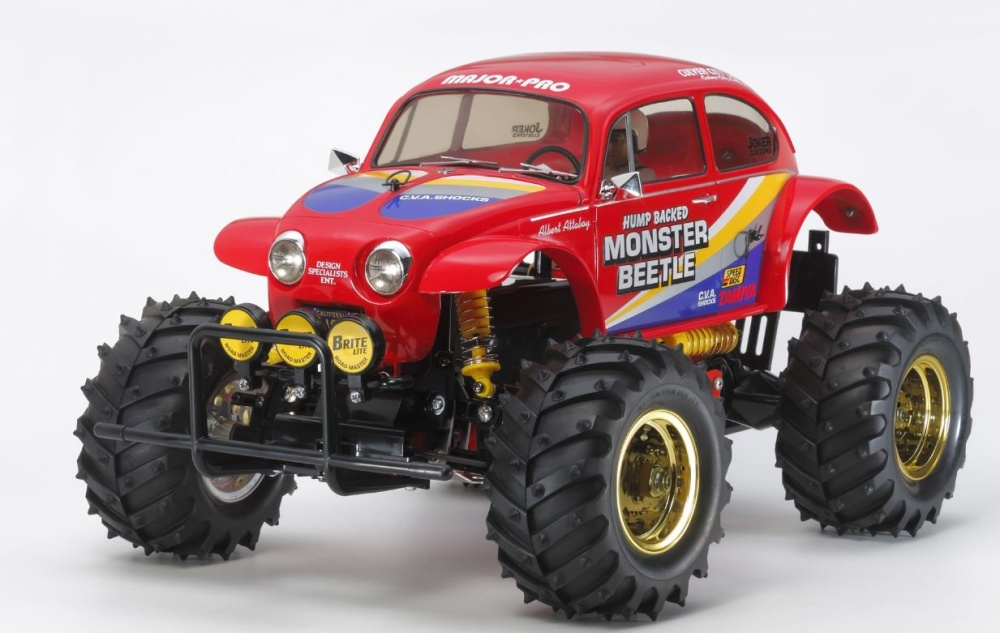 Tamiya Monster Beetle 2015 Bausatz 1:10