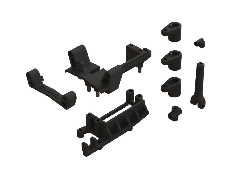 Arrma Handbrake Module Composite Part Set (ARA311021)