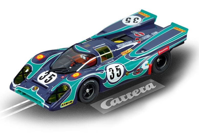 Carrera Digital 132 Porsche 917K Martini Int.