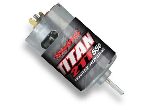 Traxxas #3975R 21-Turn 550 Motor
