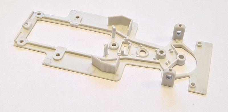 NSR Formula 86/89 - Chassis Hard (white)