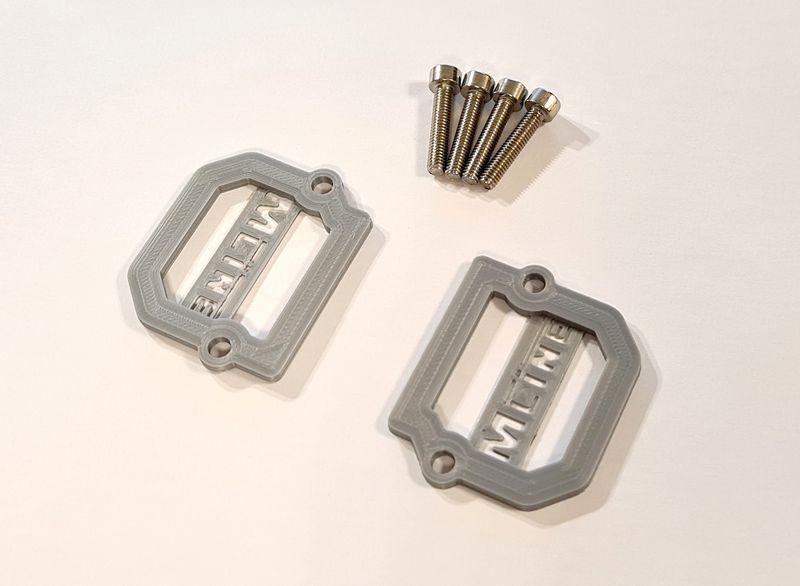 JS-Parts / MLine Motor Erhöhung / Unterlegscheiben