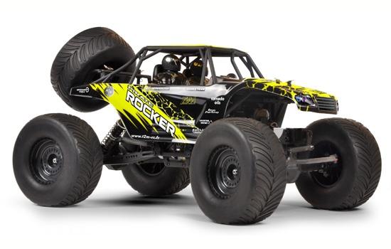 T2M Pirate Rocker 4WD RC Crawler 2.4GHz RTR 1:8