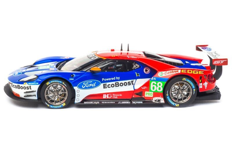 carrera digital 132 ford gt race car ebay. Black Bedroom Furniture Sets. Home Design Ideas