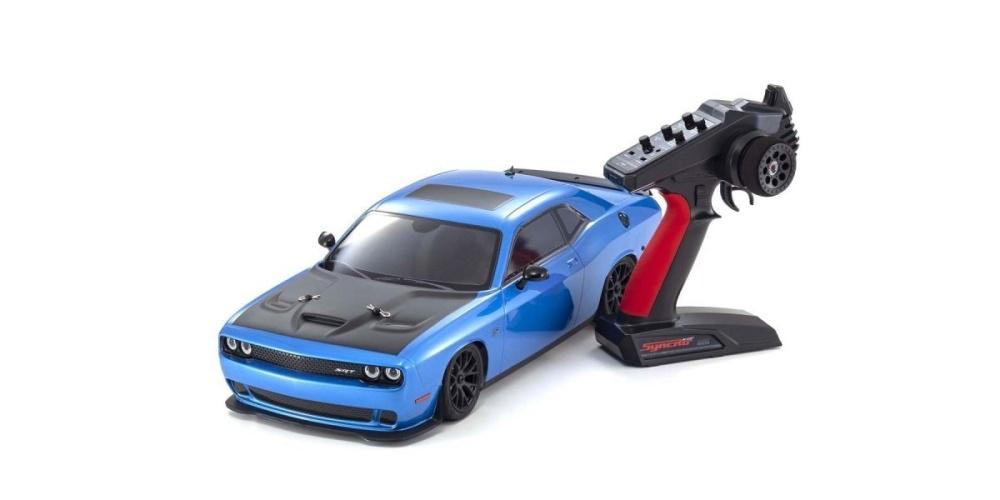 Kyosho FAZER MK2 (L)  Dodge Challenger SRT 2015 Hellcat