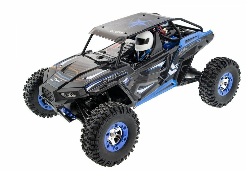 Monstertronic Race Buggy 4WD 2.4GHz RTR 1:10
