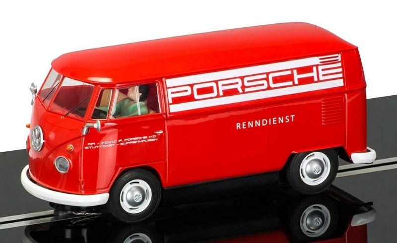 Scalextric VW Transporter Porsche