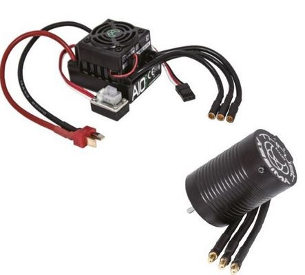 Absima Brushless Combo Set Thrust BL ECO 1:10