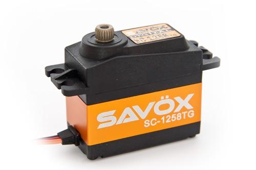 Savöx Servo SC-1258TG
