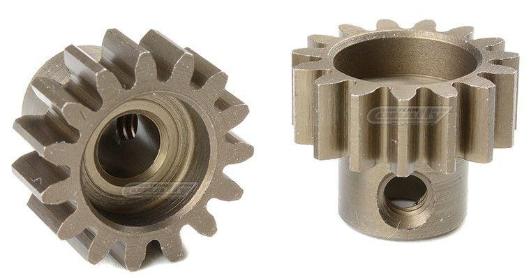 Team Corally - M1.0 Motorritzel - Stahl gehärtet - 15 Zähne