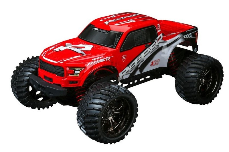 CEN Reeper Monster Truck Brushless 2.4GHz RTR 1:7