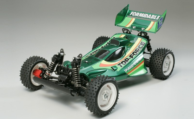 Tamiya RC Top Force 2017 4WD Offroad Buggy Bausatz 1:10