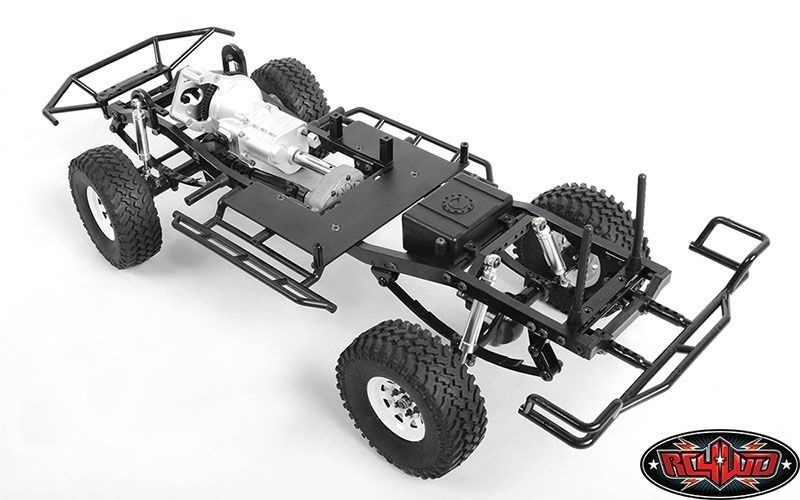 RC4WD Trail Finder 2 Truck Kit RC4WD Offroad Bausatz 1:10