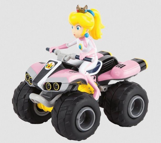 Carrera RC 2,4GHz Mario Kart(TM), Peach - Quad