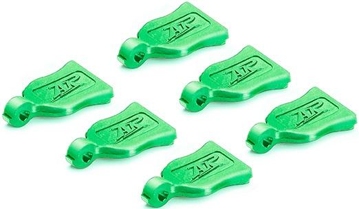 Ansmann Splint-Grip grün, 6 Stück