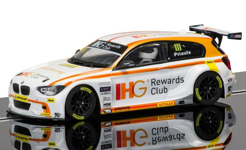 Scalextric BMW 125 #111 BTCC2015