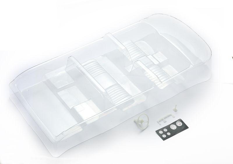 GPM Scale Accessories: Interior for TRX-4 K5 BLAZER