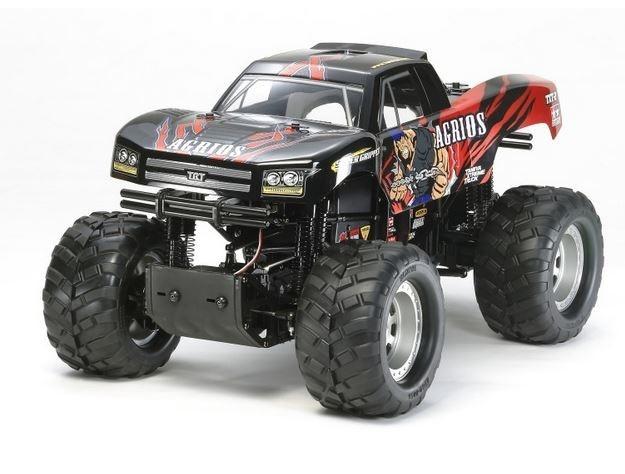 Tamiya RC Agrios 4x4 Monster Truck TXT-2 (2 Motoren)