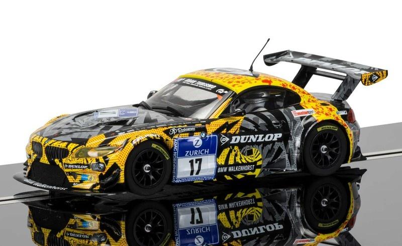 Scalextric BMW Z4 GT3 #17 24h Nürburgring 2015
