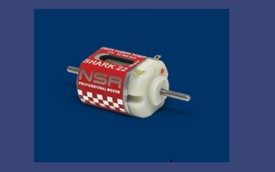 Auslauf - NSR SHARK 22K 22400 rpm 168g.cm @ 12V