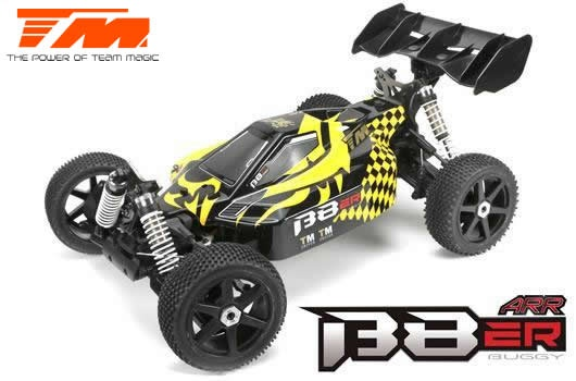 Team Magic B8ER 4WD Elektro Buggy gelb/schwarz ARR