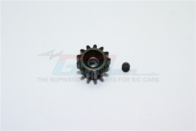 GPM steel 13T pinion gear - 2PC Set for Traxxas TRX-4