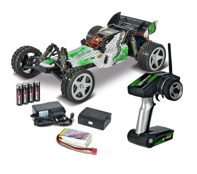 Carson FD Destroyer Offroad-Buggy 2.4GHz RTR 1:12