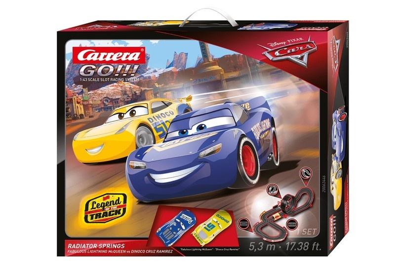 Carrera Go!!! Disney Pixar Cars - Radiator Springs