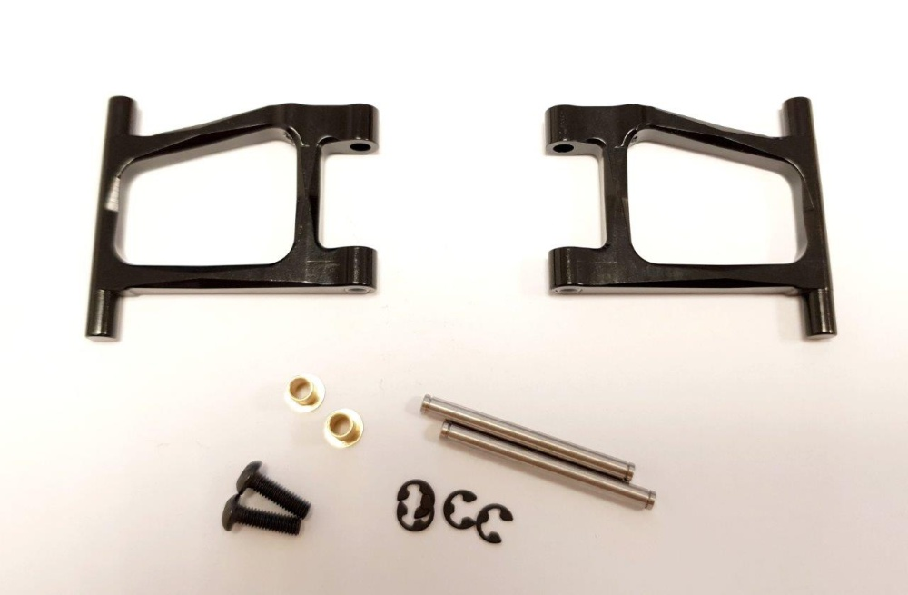 GPM alloy rear lower arm set - 1 PR for Tamiya TT-01