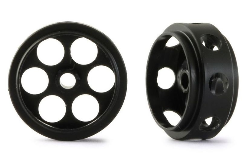 NSR 3/32 CNC Plastic Ultralight Wheels - Front Ø 17mm - only