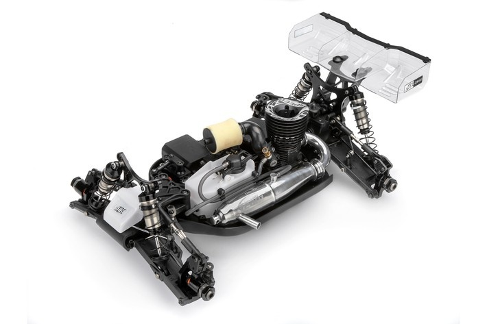 Hot Bodies HB D815 Baukasten + HB CRF3 Motor incl. Reso Set