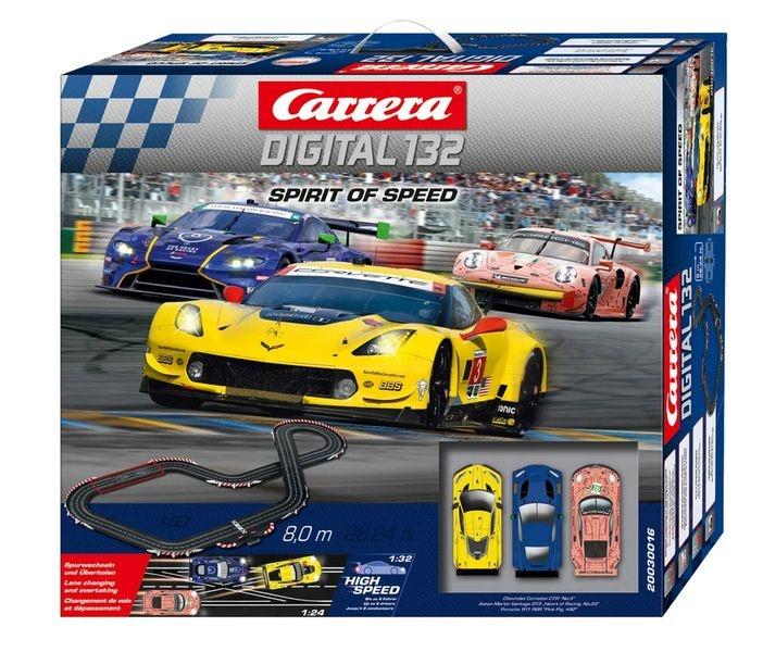 Carrera Digital 132 Spirit of Speed