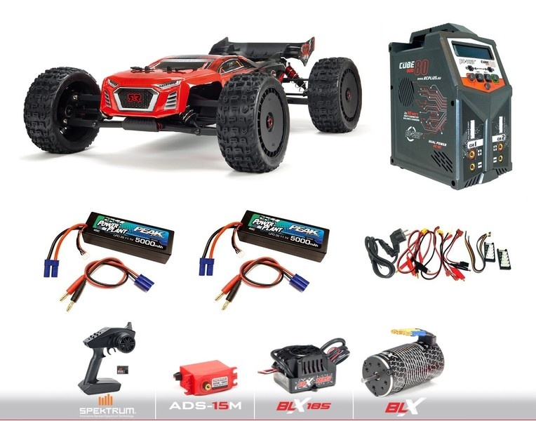 Arrma 1/8 TALION V4 6S BLX 4WD Brushless Sport Performance