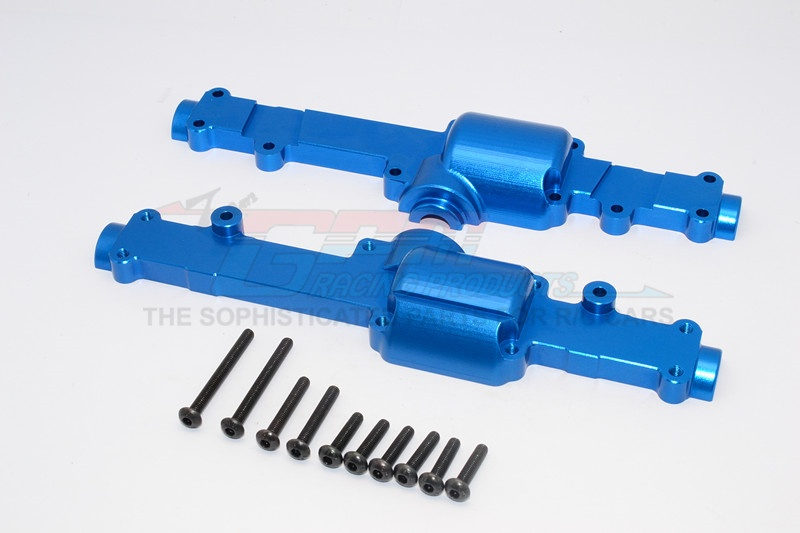 GPM ALLOY rear differential case - 1SET for Tamiya CC-01