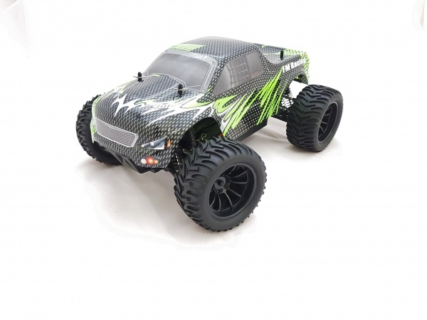 FM-electrics FMR-X3 brushed Monstertruck 4WD 2.4GHz RTR