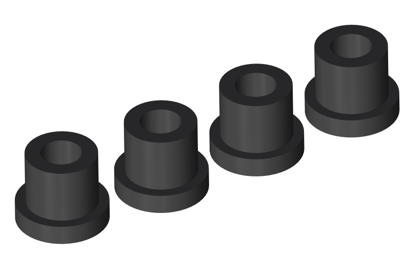 Team Corally Shock Bushing - Composite - 4 pcs