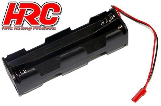 HRC Batteriehalterung - AA - 8 Zellen - Square Lang -