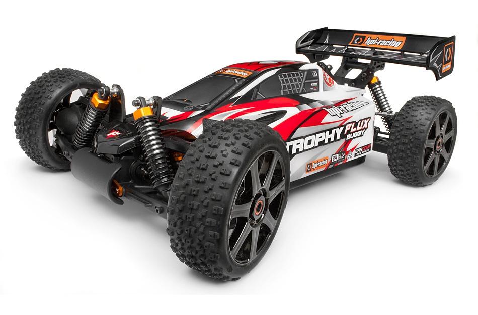 HPI Trophy 4WD Elektro Buggy Flux 2.4GHz RTR 1:8