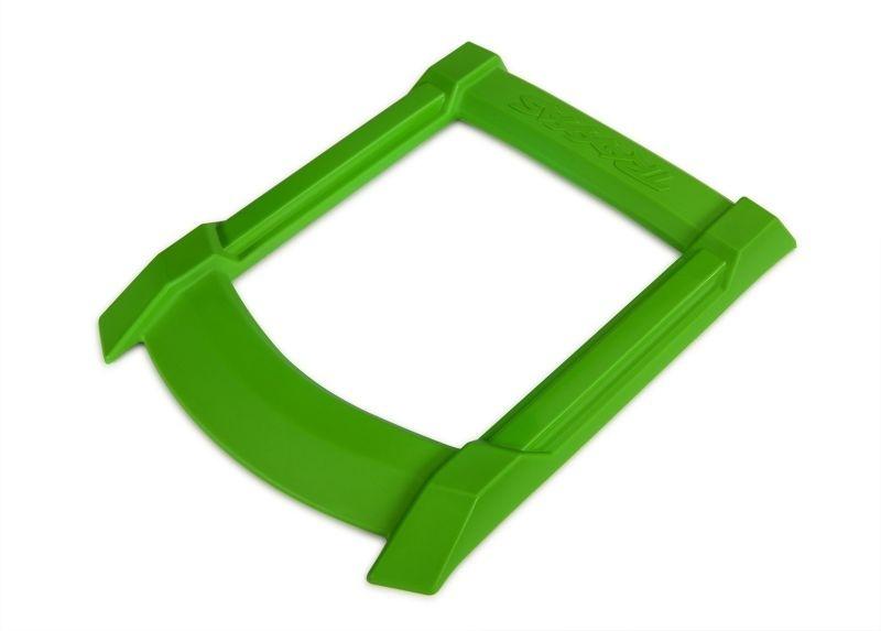 Traxxas Dach Skid-Platte grün (erfordert TRX7713X)