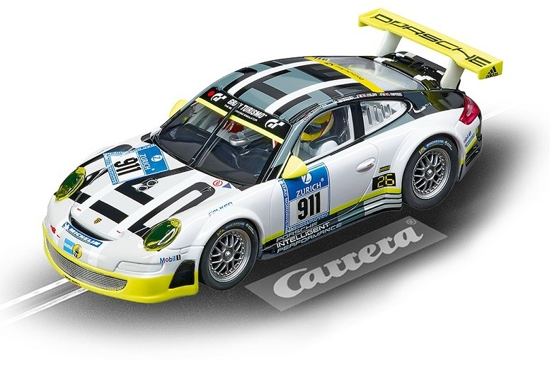 Carrera Digital 132 Porsche 911 GT3 RSR Manthey RacingLivery