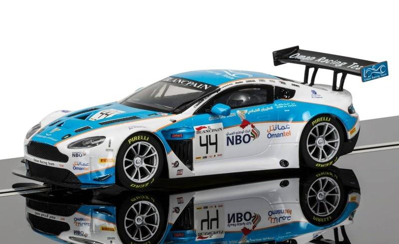 Scalextric Aston Martin Vantage GT3 #44 HD