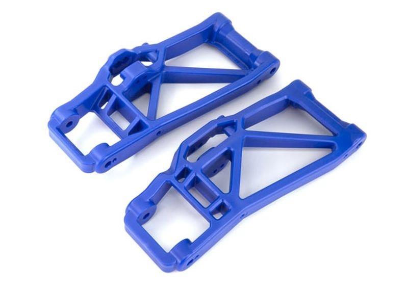 Traxxas Querlenker unten blau (2)