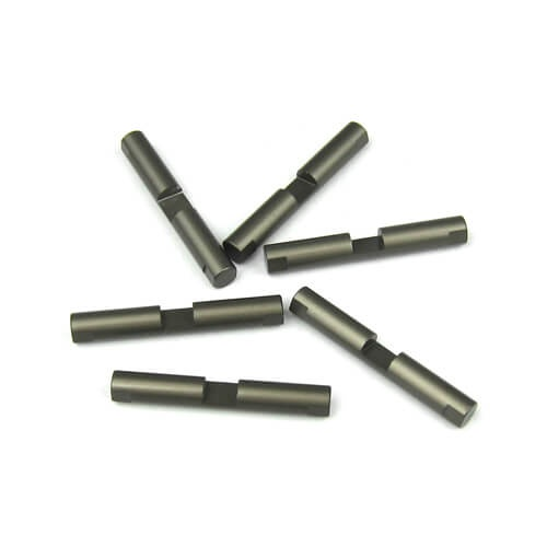Tekno RC TKR5149A - Differential Cross Pins (Aluminum, 6pcs,