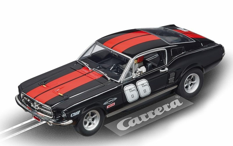 Carrera Evolution Ford Mustang GT No.66