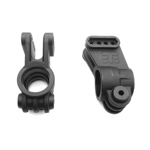 Tekno RC TKR5199 - Rear Hubs (L/R, CV or uni, EB/NB/ET/NT48,