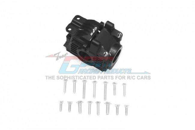 GPM aluminium front gear box - 19PC Set for Traxxas Rustler