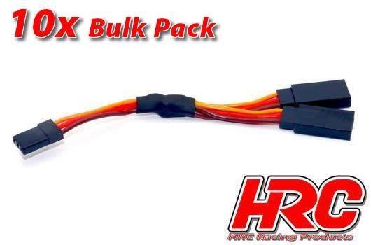 HRC Kabel - Y - JR typ - Kurz 6cm-  BULK (10)