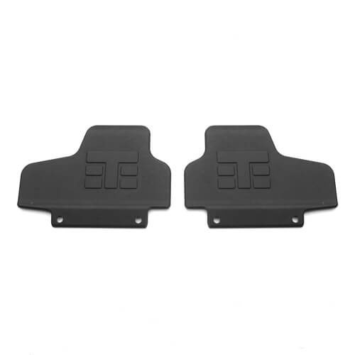 Tekno RC TKR5174 - Rear Arm Mud Guards (for TKR5184 &